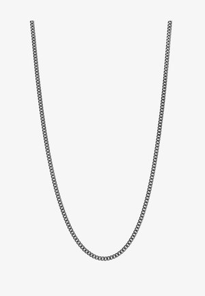 Necklace - gunmetal