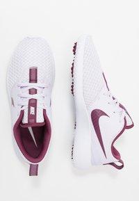 Nike Golf - ROSHE - Golfové boty - barely grape/villain red/white - 1