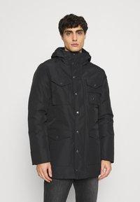 Schott - HARRISS - Winter coat - black - 0