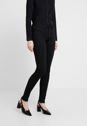 HOSE LANG - Jeans Skinny Fit - black