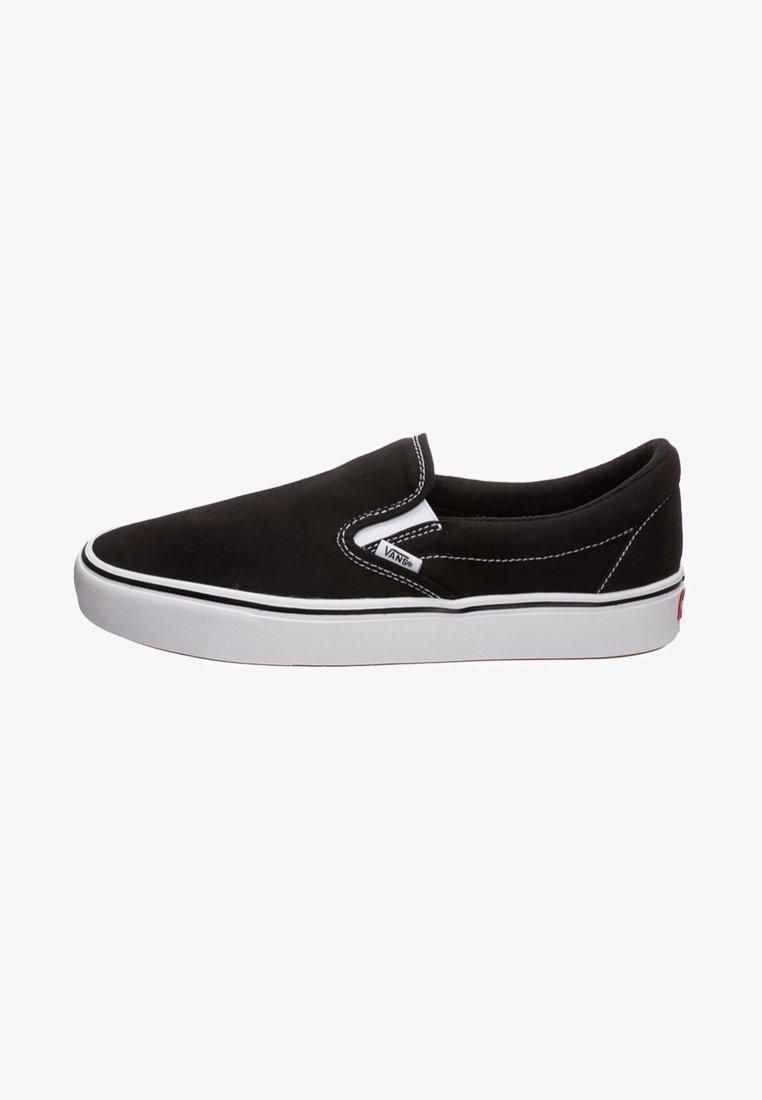 Vans - COMFYCUSH - Sneakers laag - black/true white