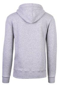Spitzbub - VALENTIN - Zip-up sweatshirt - grau - 3