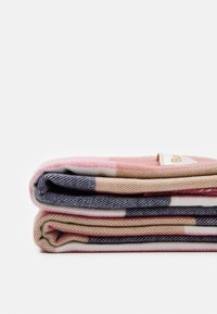 Barbour - PASTEL CHECK SCARF - Szal - pink/hessian - 2