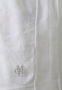 Marc O'Polo - SHORT SLEEVE  - Basic T-shirt - white - 2