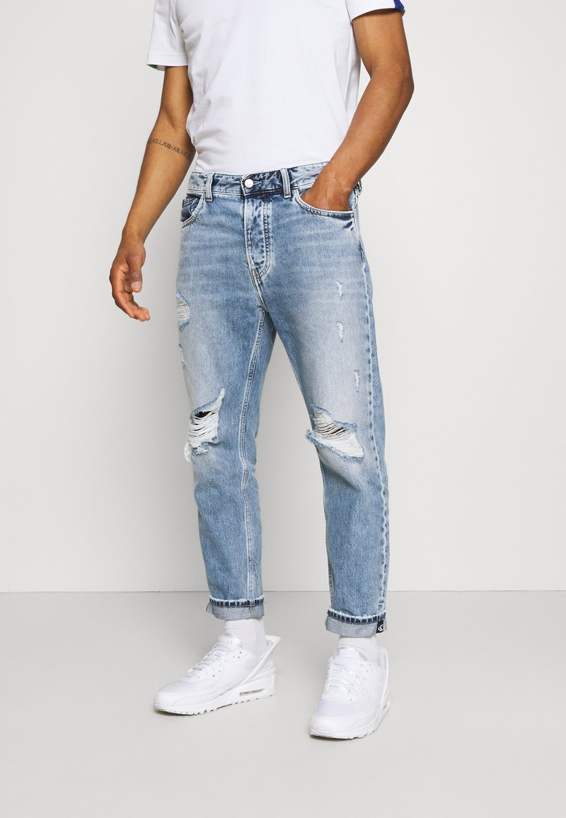 Calvin Klein Jeans - DAD - Relaxed fit jeans - blue