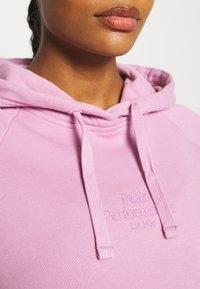 Peak Performance - ORIGINAL LIGHT HOOD - Sweatshirt - statice lilac - 5