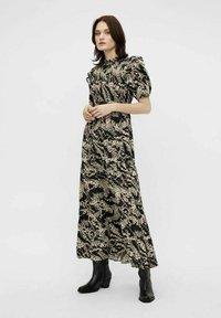 Object - Maxi dress - black - 1