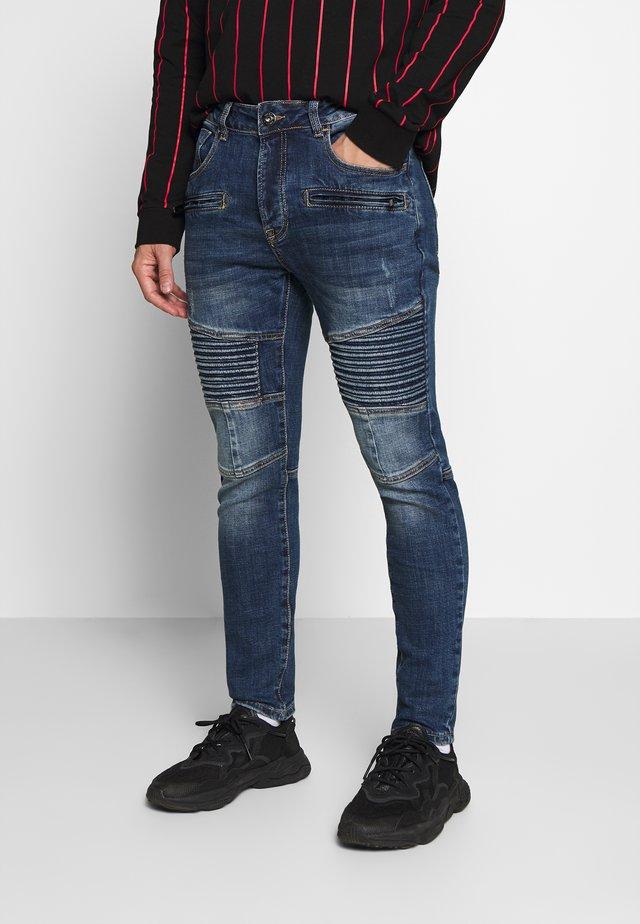 DARIO - Jeans slim fit - indigo
