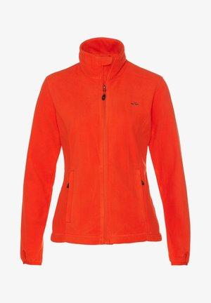 ANNE - Fleece jacket - orange