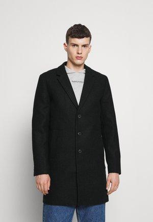 JJEMOULDER COAT - Classic coat - dark grey