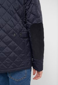 Barbour - DIGGLE QUILT - Light jacket - navy - 4