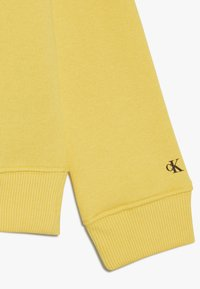 Calvin Klein Jeans - INSTITUTIONAL  - Sweater - yellow - 2
