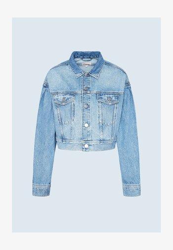 RIDGE - Denim jacket - blue