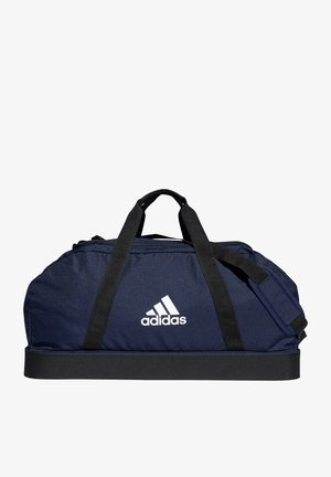TIRO DUFFEL L UNISEX - Borsa per lo sport - team navy blue / black / white
