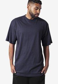 Urban Classics - T-shirt - bas - navy - 0