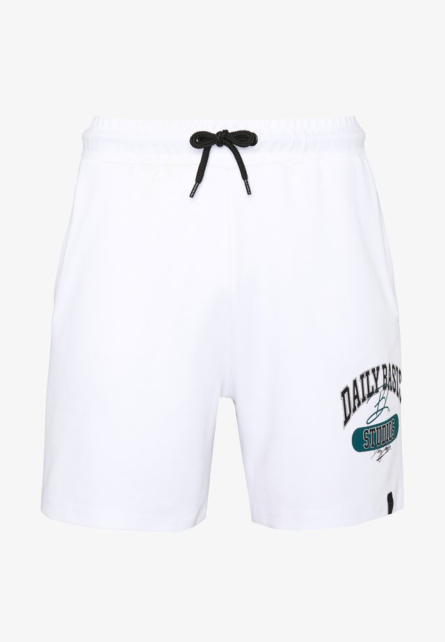 COLLEGE  - Shorts - white