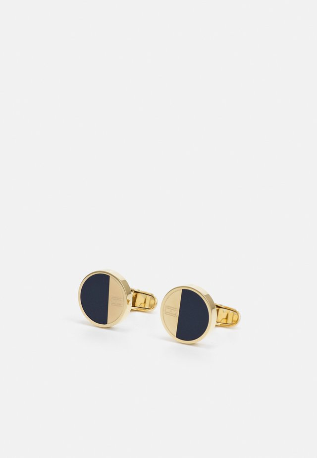 DRESSED UP - Cufflinks - gold-coloured