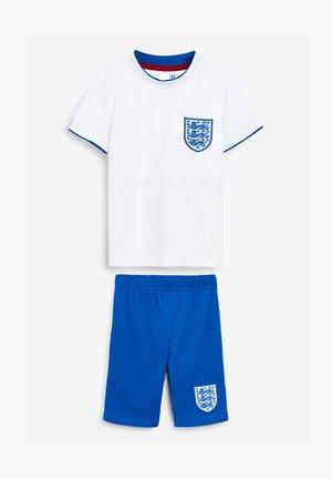 SET - Pyjamas - white/blue