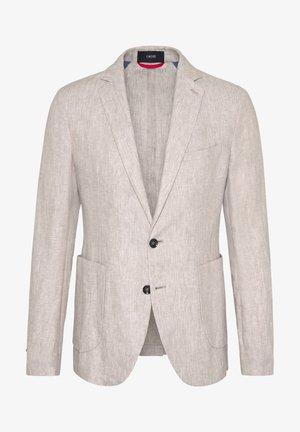 Blazer jacket - hellbraun