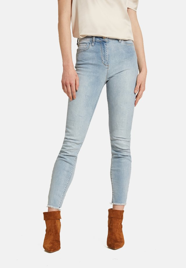 CHIARO MODELLO GISELE - Jeans Skinny Fit - blue