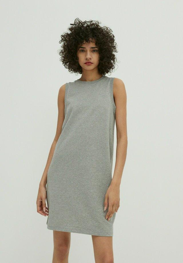 MAREE - Day dress - graumeliert