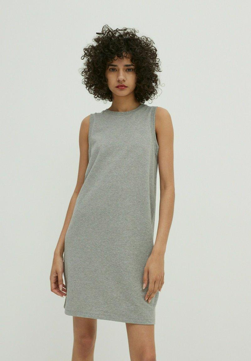 EDITED - MAREE - Day dress - graumeliert