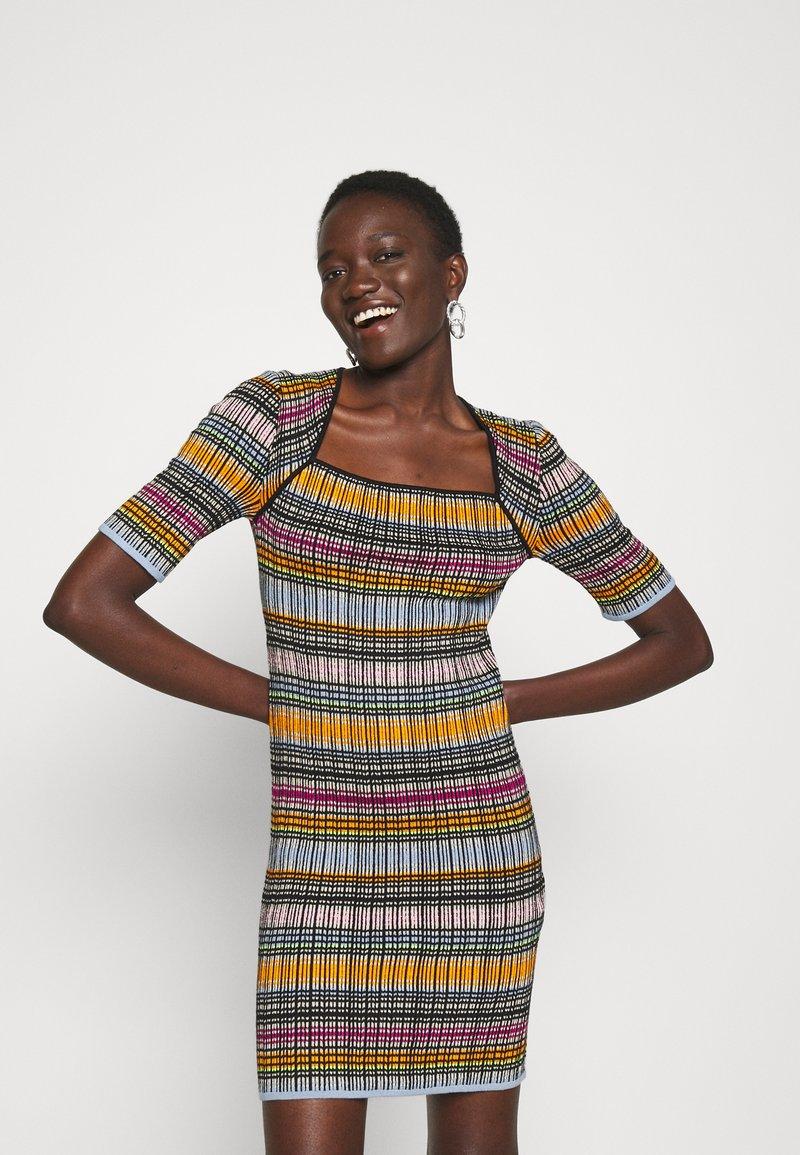 M Missoni - Jumper dress - multicolor