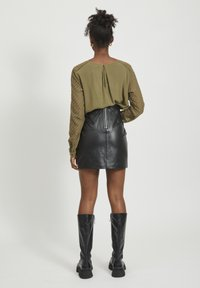 Object - OBJZOE - Blouse - burnt olive - 2