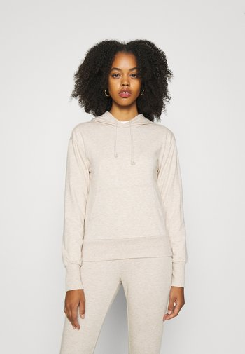 REGULAR FIT HOODIE WITH FRONT POCKET