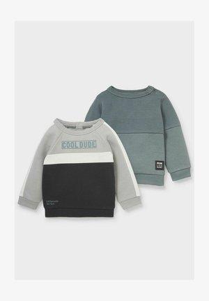 2ER-PACK - Sweatshirt - gray