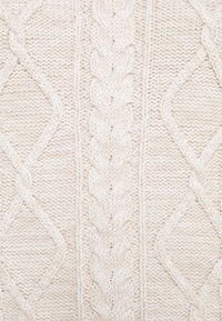 GAP - CABLE CREW - Jumper - marled oatmeal heather - 2