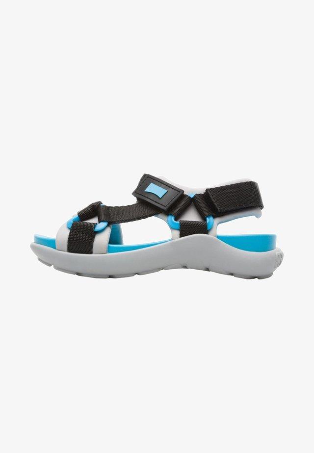 WOUS - Sandales de randonnée - black