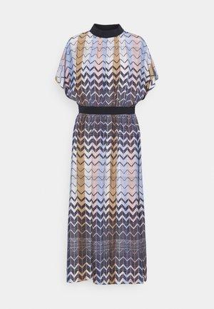SAMII - Vapaa-ajan mekko - blue