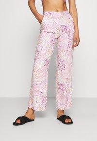 Etam - NOLIA PANTALON - Pantaloni del pigiama - rose - 0