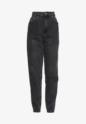 MOM JEAN TAPERED - Džíny Relaxed Fit - aries