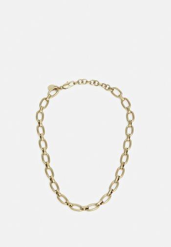 JAM NECKLACE - Necklace - gold-coloured