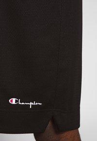 Champion Reverse Weave - MESH SHORTS - Shorts - black - 6