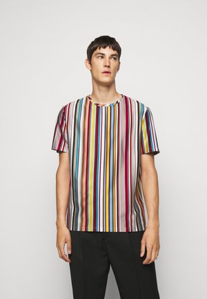 GENTS OVERSIZE - Print T-shirt - multi-coloured