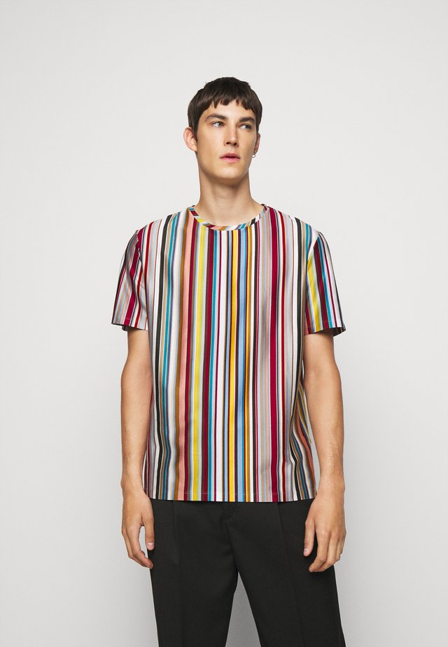 GENTS OVERSIZE - T-Shirt print - multi-coloured