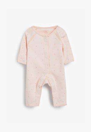 PREMATURE SLEEP SUITS 3 PACK - Pyjama - pink