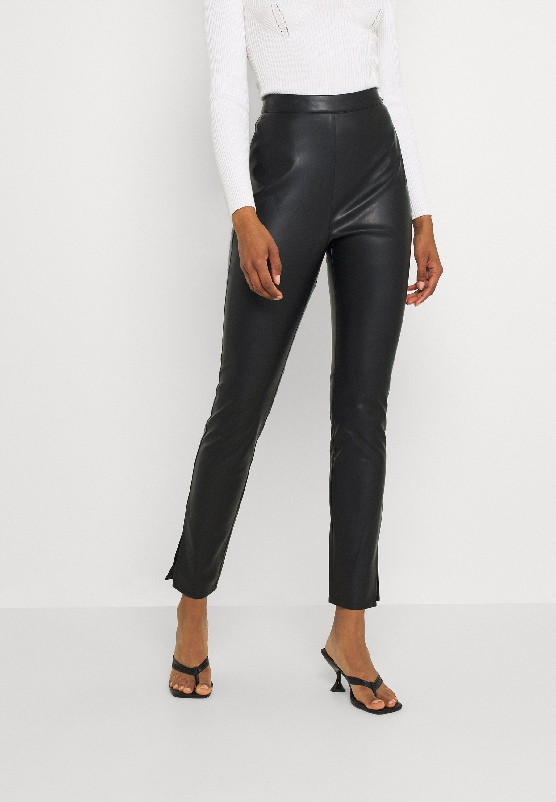 Women SPLIT UP PANTS - Trousers