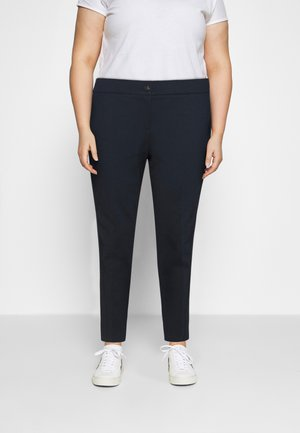 PANTS WITH SIDE PANELS - Bukse - sky captain blue