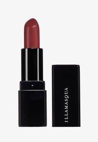 Illamasqua - NEON TARTAN ANTIMATTER LIPSTICK - Lipstick - turntable - 0