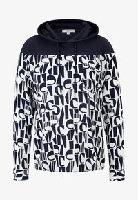 comma casual identity - MIT KAPUZE - Hoodie - ivory letter - 4