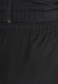 Lacoste Sport - TRACK SUIT SET - Veste de survêtement - black/white - 7