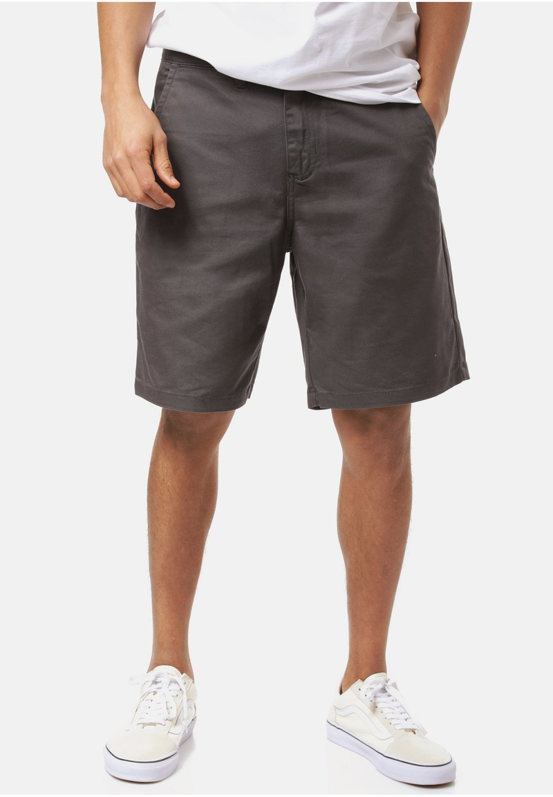 Vans - Shorts - asphalt
