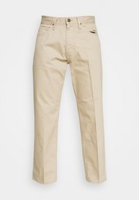EDEN - Straight leg jeans - service sand