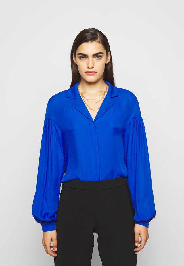 BLOUSE - Pusero - blue