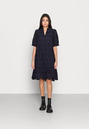 GELEKSA DRESS - Day dress - blue deep