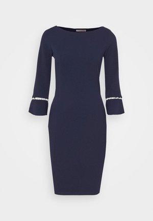 Robe de soirée - evening blue